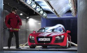 Audi Testet In Neuem Klima Windkanal Mit Bis Zu 300 Km H