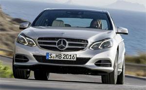 Mercedes Benz E 350 Bluetec Mit 9g Tronic