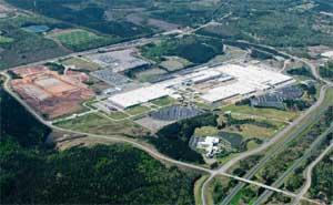 Mercedes benz c klasse produktion im werk tuscaloosa alabama for Mercedes benz tuscaloosa al