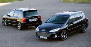 Peugeot 206 zubehör