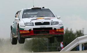 Skoda schickt 3 Fabia WRC 05 zur Korsika-Rallye | Autosieger - Auto