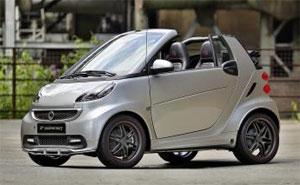 Smart Und Brabus 50 000 Sondermodelle Zum 10 Jubil 228 Um