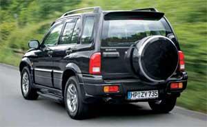 Grand Vitara V6 25 Automatik