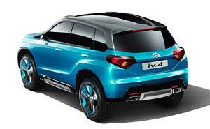 Suzuki Bringt Anfang 2015 Neuen Kompakt SUV Mit ALLGRIP Allradantrieb